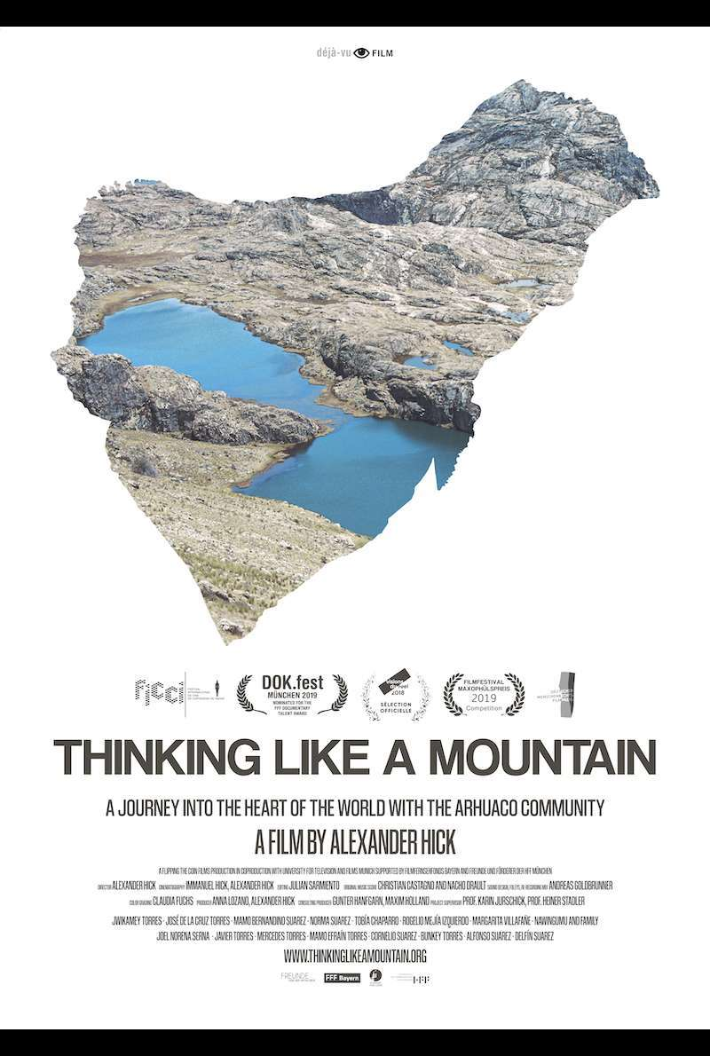 Filmplakat zu Thinking Like a Mountain (2018)