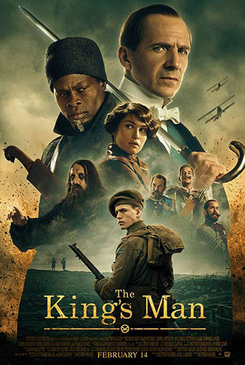 Bild zu The King's Man - The Beginning von Matthew Vaughn