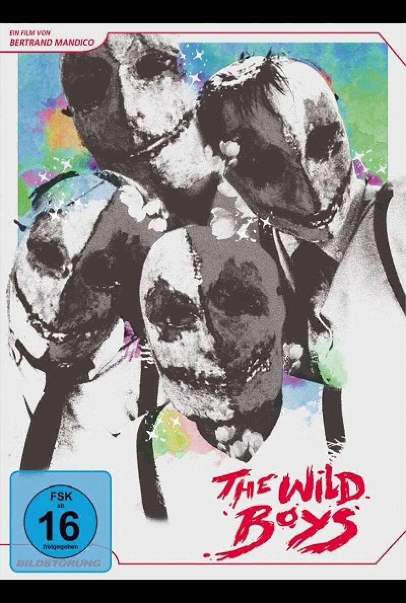 The Wild Boys - DVD-Cover