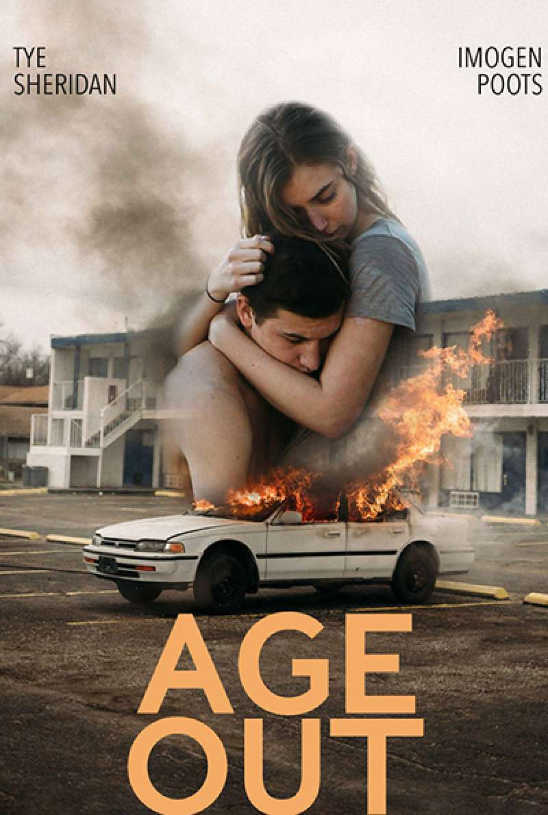 Poster zu Age Out von A.J. Edwards