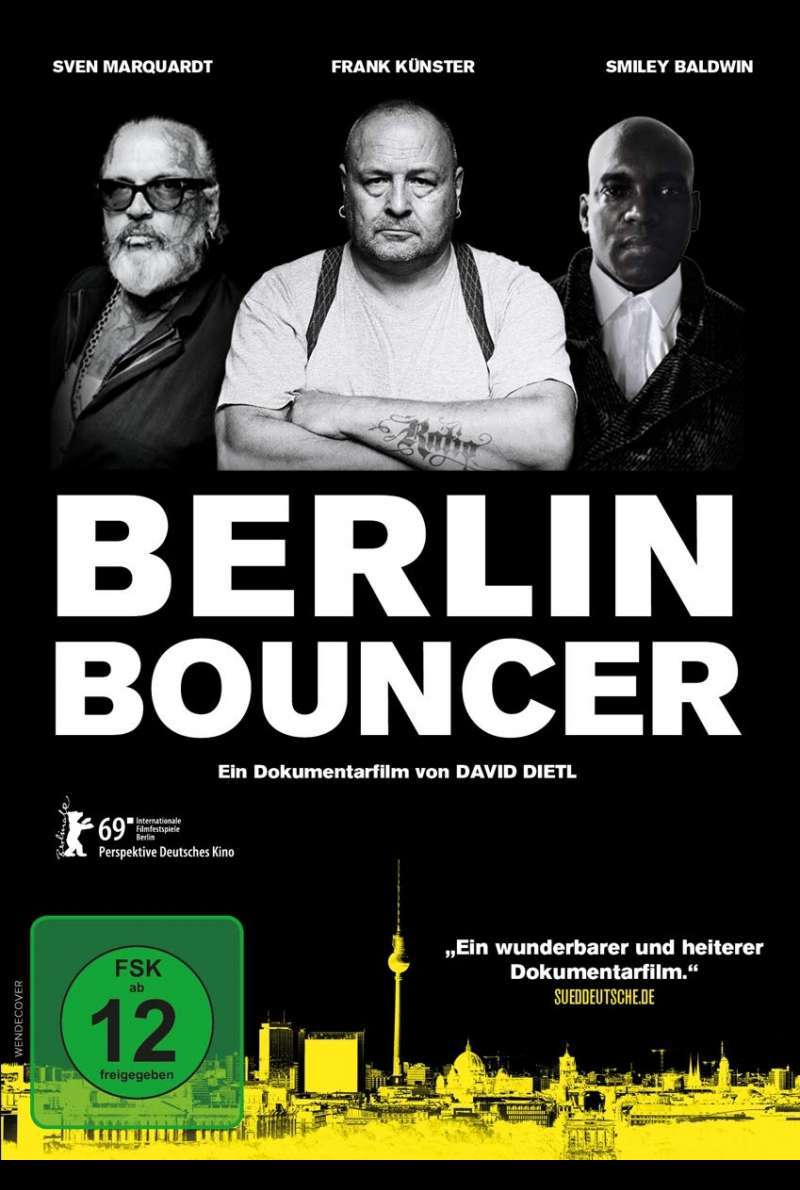 Berlin Bouncer DVD Cover