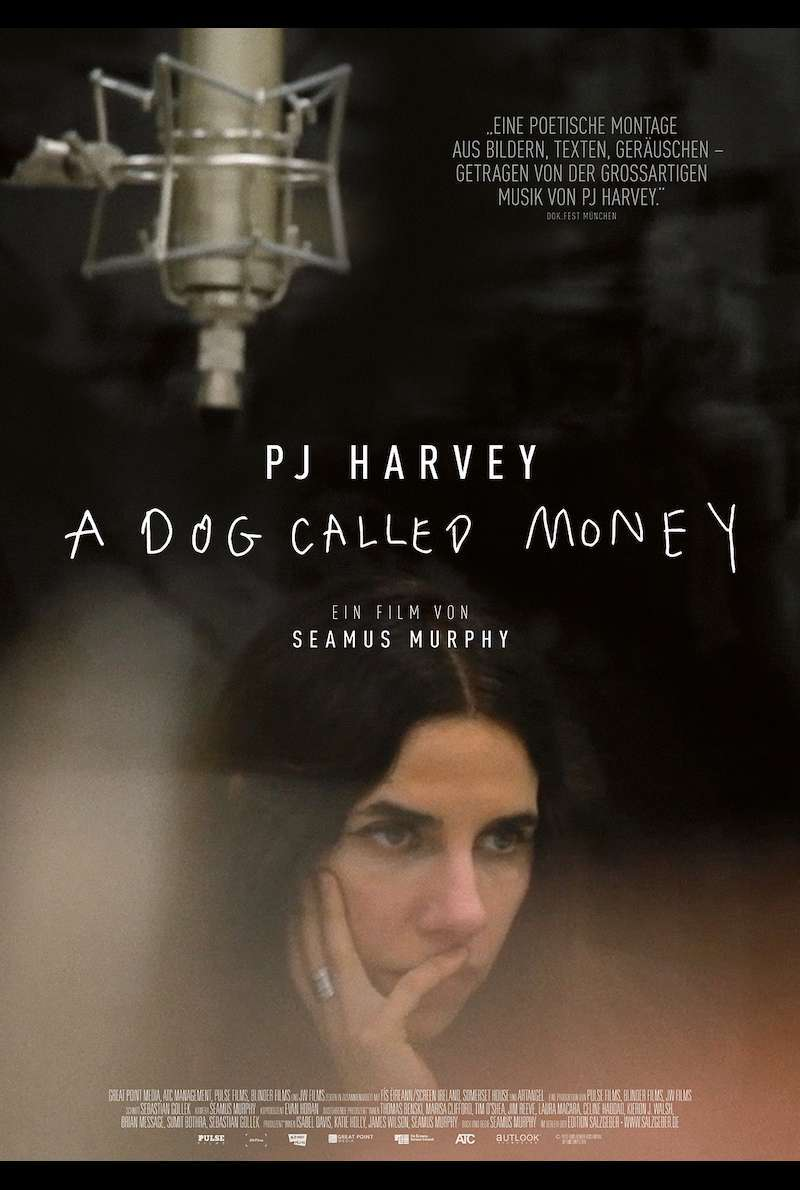 Filmplakat zu PJ Harvey - A Dog Called Money (2019)