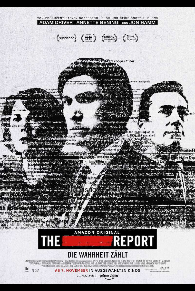 Filmplakat zu The Report (2019)