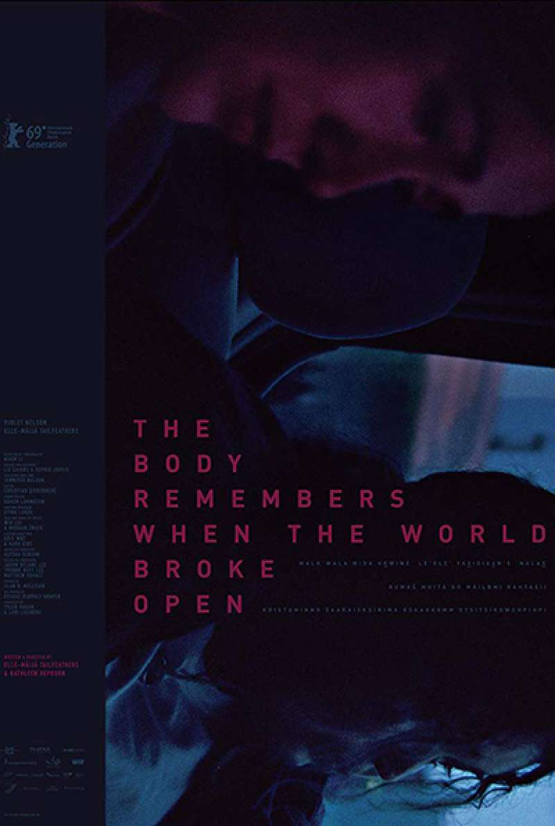 Bild zu The Body Remembers When the World Broke Open von Kathleen Hepburn, Elle-Máijá Tailfeathers