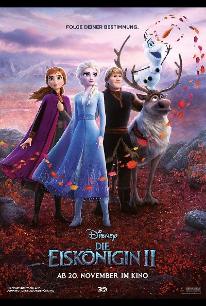 Trailer Eiskönigin 2 Olaf
