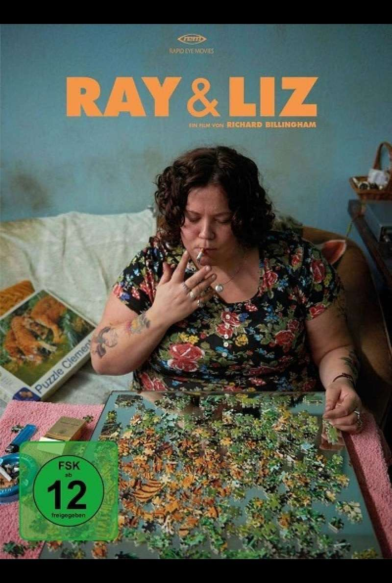 Ray & Liz - DVD-Cover