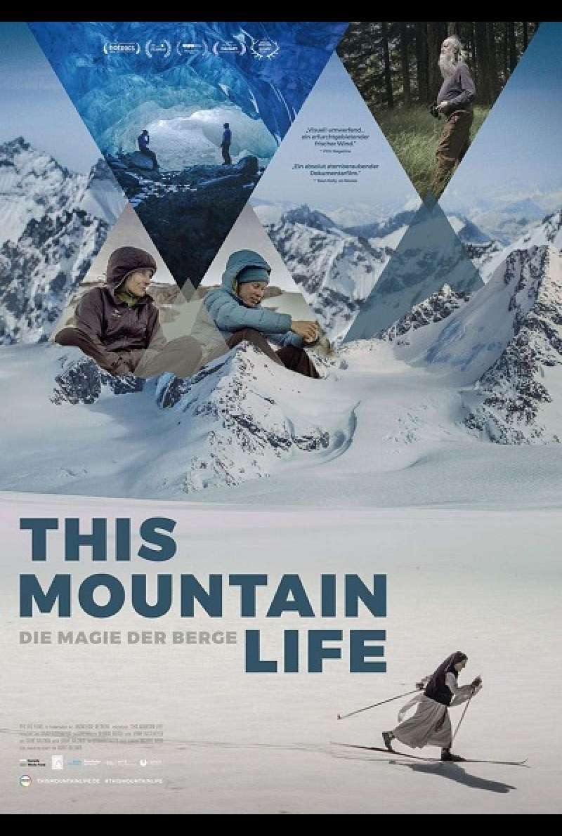 This Mountain Life - Die Magie der Berge - DVD-Cover