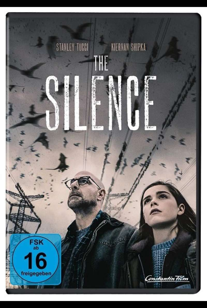 The Silence - DVD-Cover