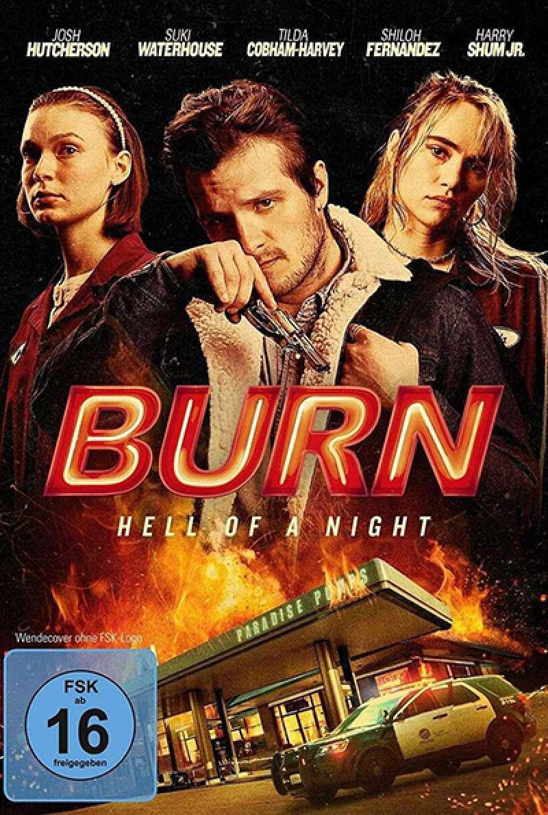 Burn Hell Of A Night