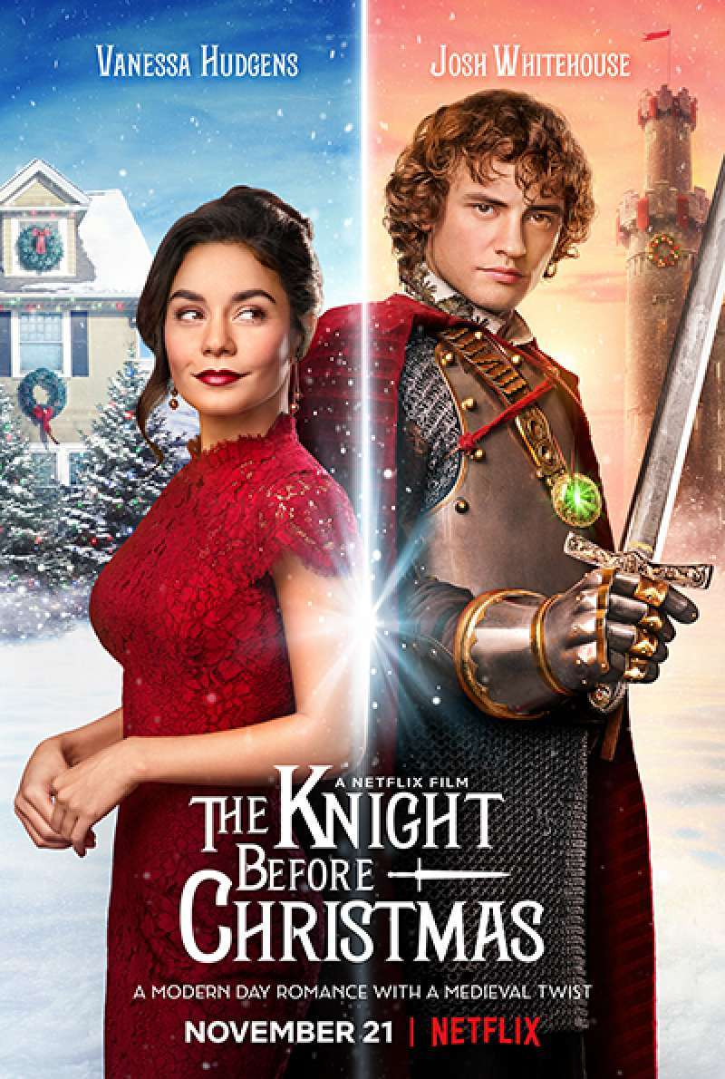 Bild zu The Knight Before Christmas von Monika Mitchell
