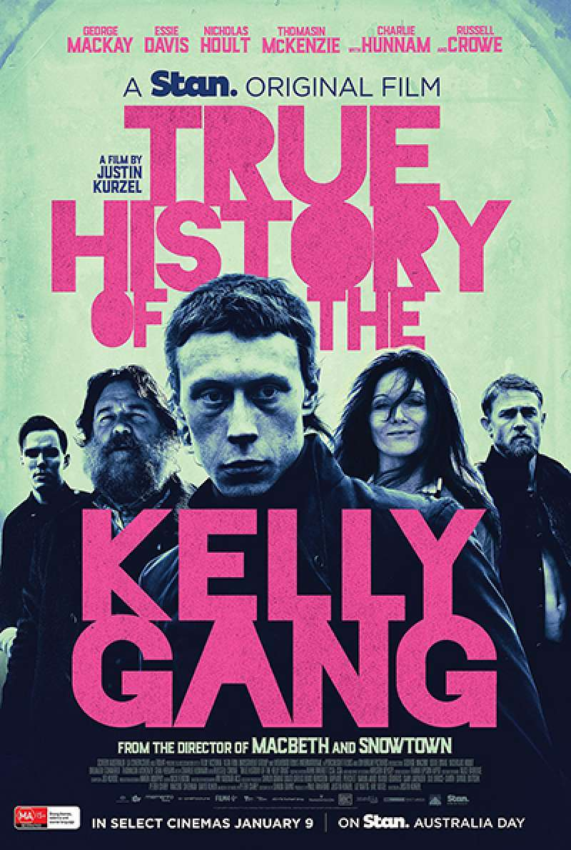 Bild zu True History of the Kelly Gang von Justin Kurzel