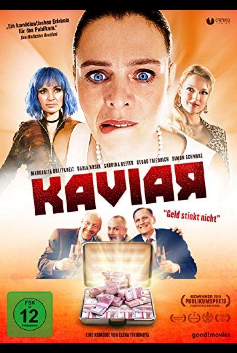 Kaviar DVD Cover