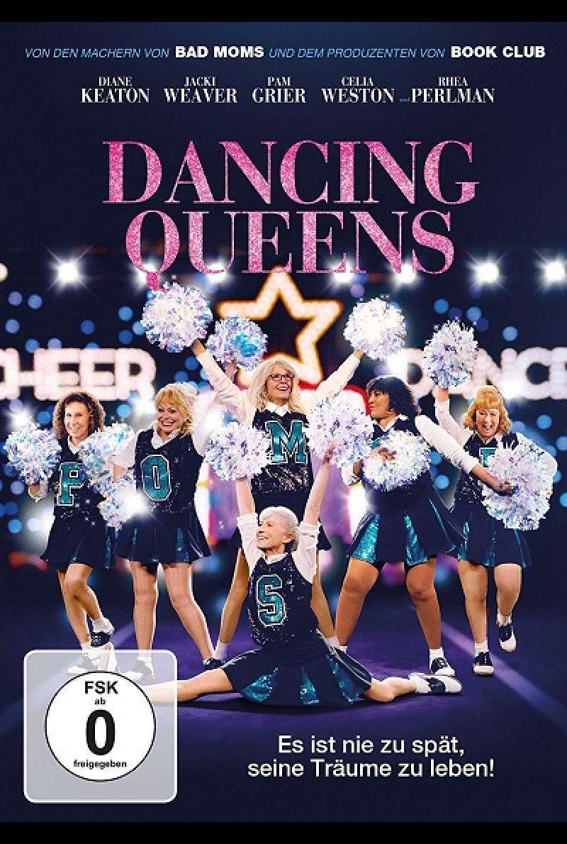 Dancing Queens - DVD-Cover