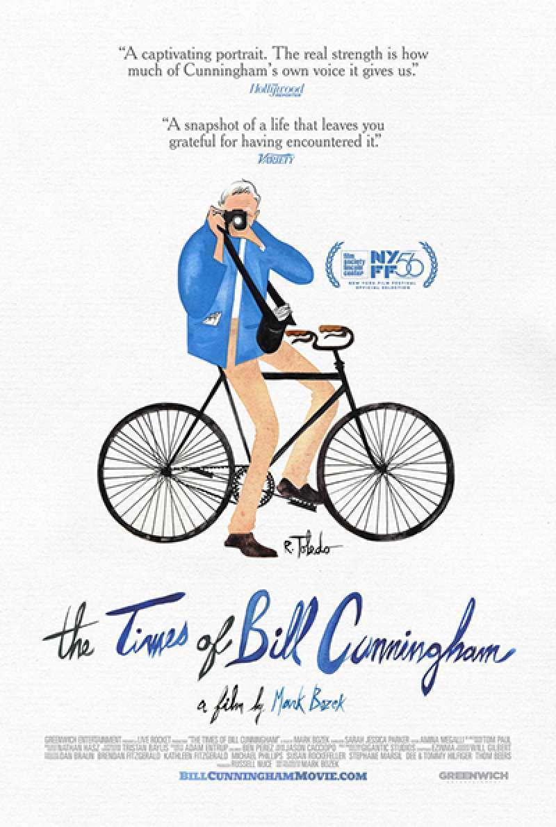 Bild zu The Times of Bill Cunningham von Mark Bozek