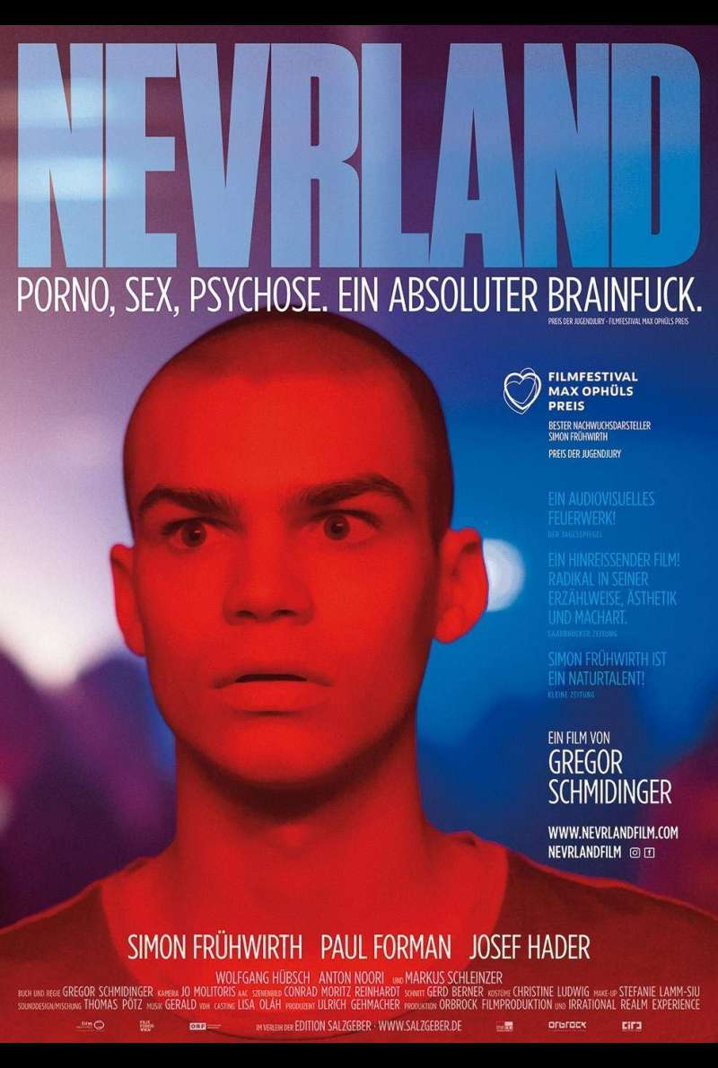Nevrland DVD Cover