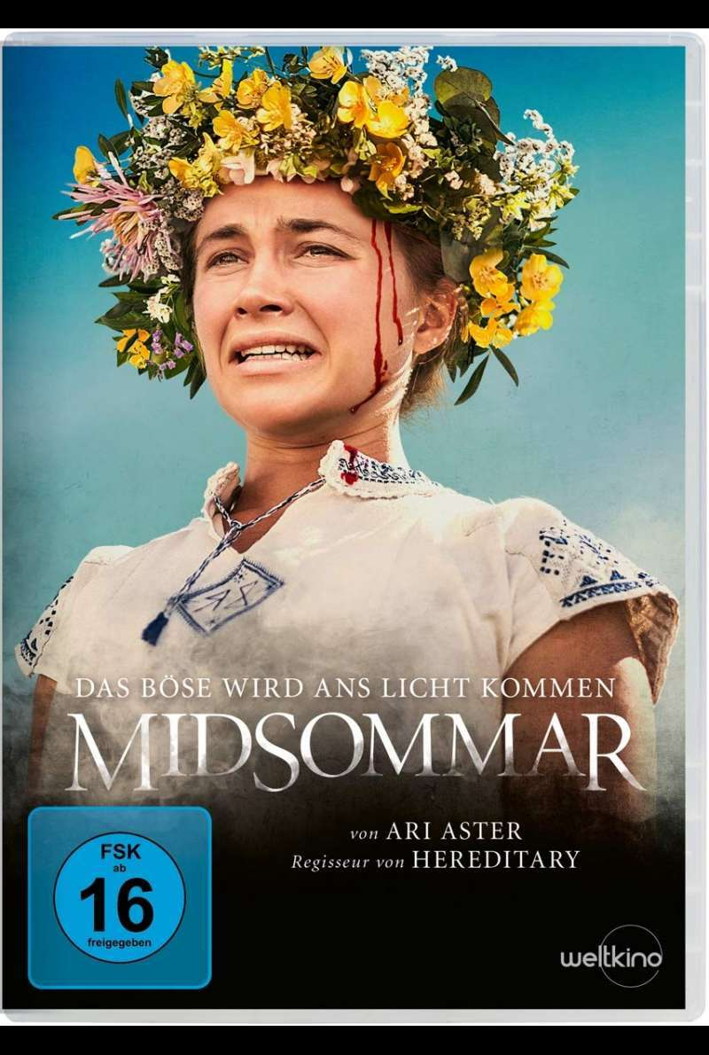 Midsommar DVD Cover