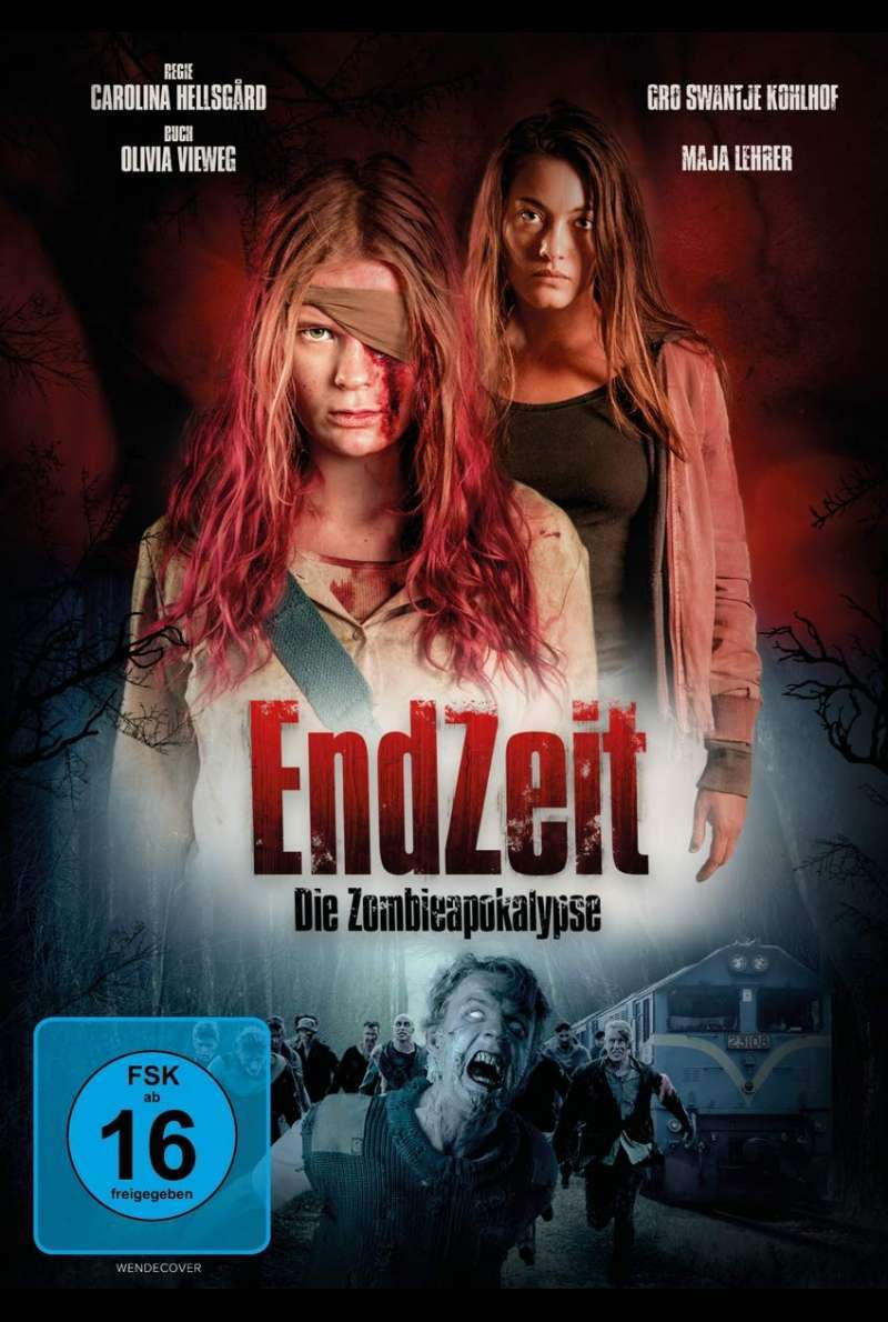 Endzeit DVD Cover