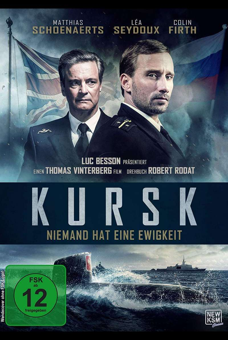 Kursk DVD Cover