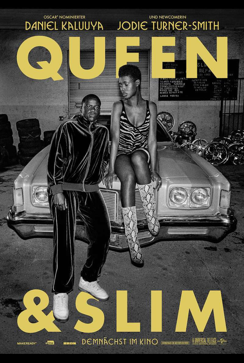 Filmplakat zu Queen & Slim (2019)