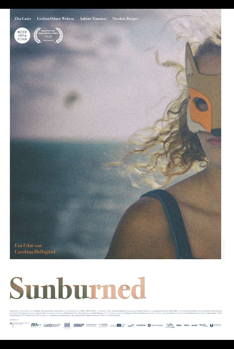 Filmplakat zu Sunburned (2020)