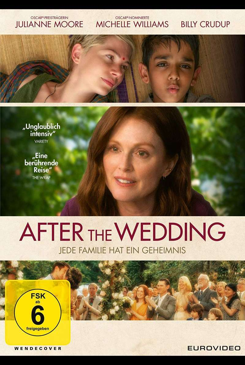 After the Wedding DVD Cover