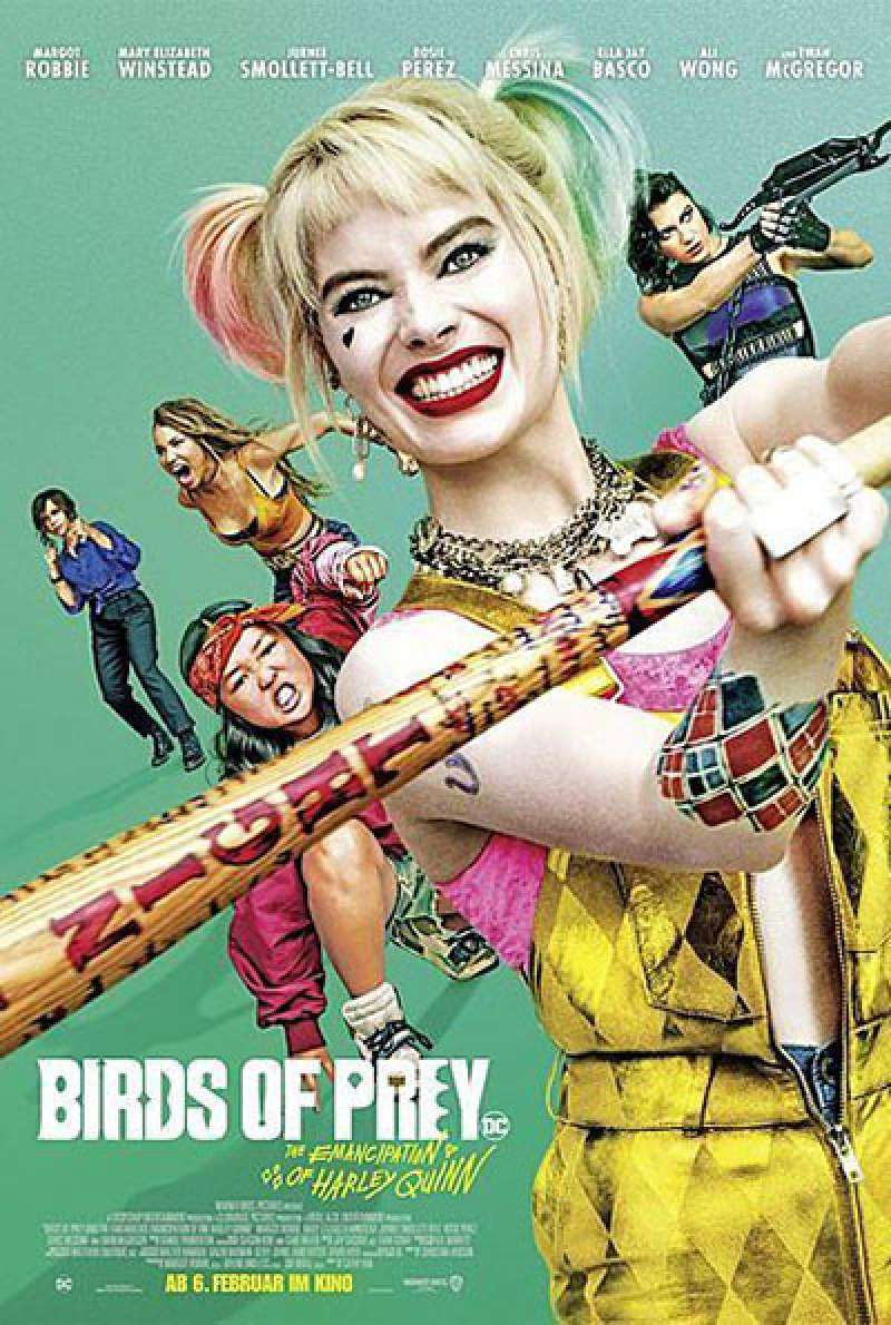 Filmstill zu Birds of Prey: The Emancipation of Harley Quinn (2020) von Cathy Yan