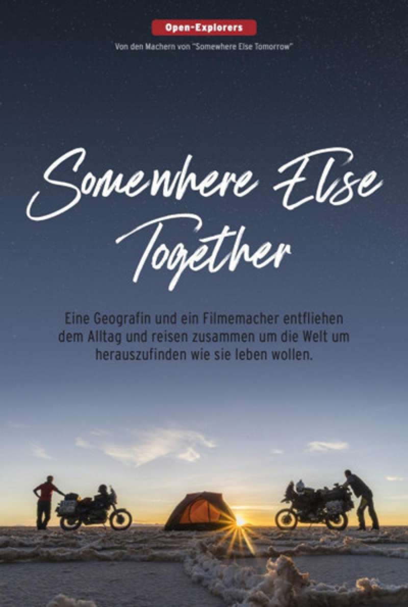 Filmstill zu Somewhere Else Together (2020) von Daniel Rinz