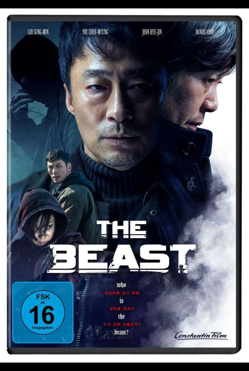 The Beast DVD Cover