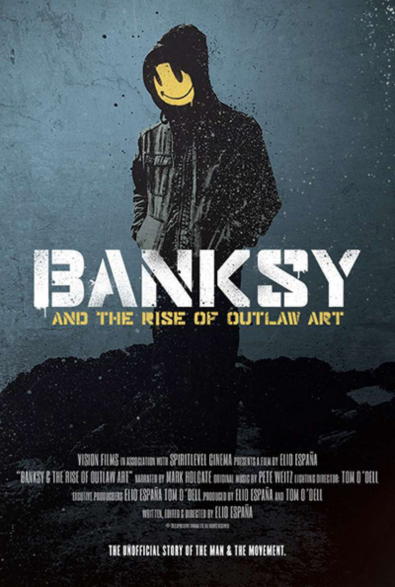 Filmstill zu Banksy and the Rise of Outlaw Art (2020) von Elio Espana