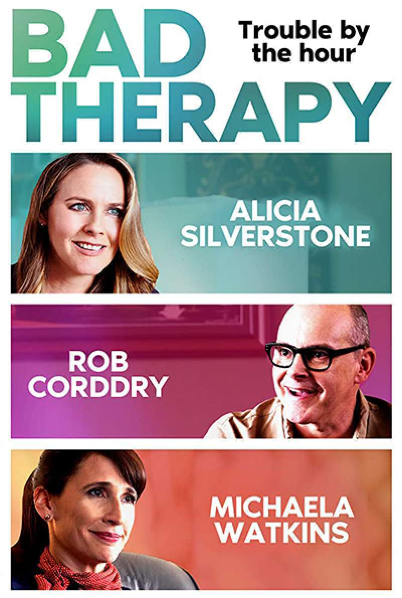 Filmstill zu Bad Therapy (2020) von William Teitler