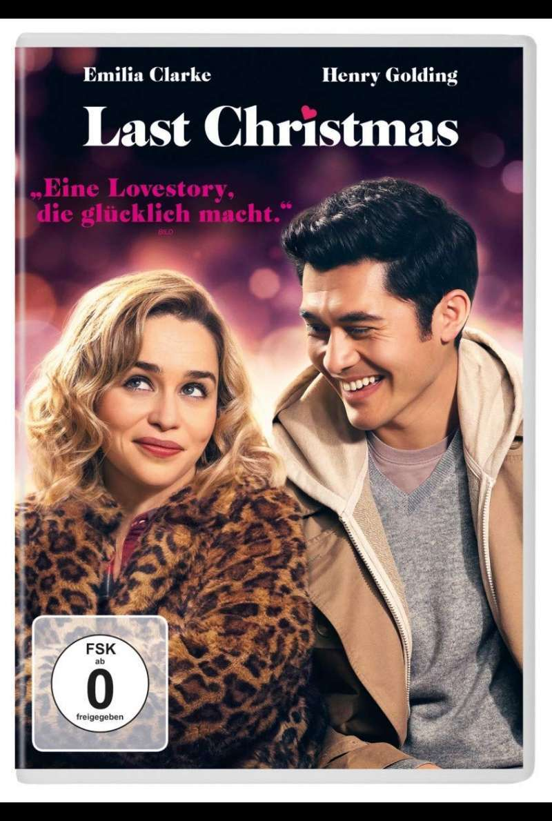 Last Christmas - DVD-Cover