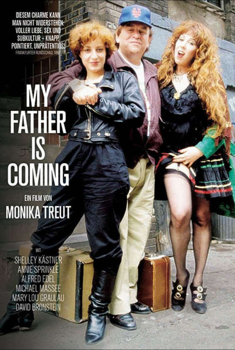 Filmstill zu My Father Is Coming (1991) von Monika Treut
