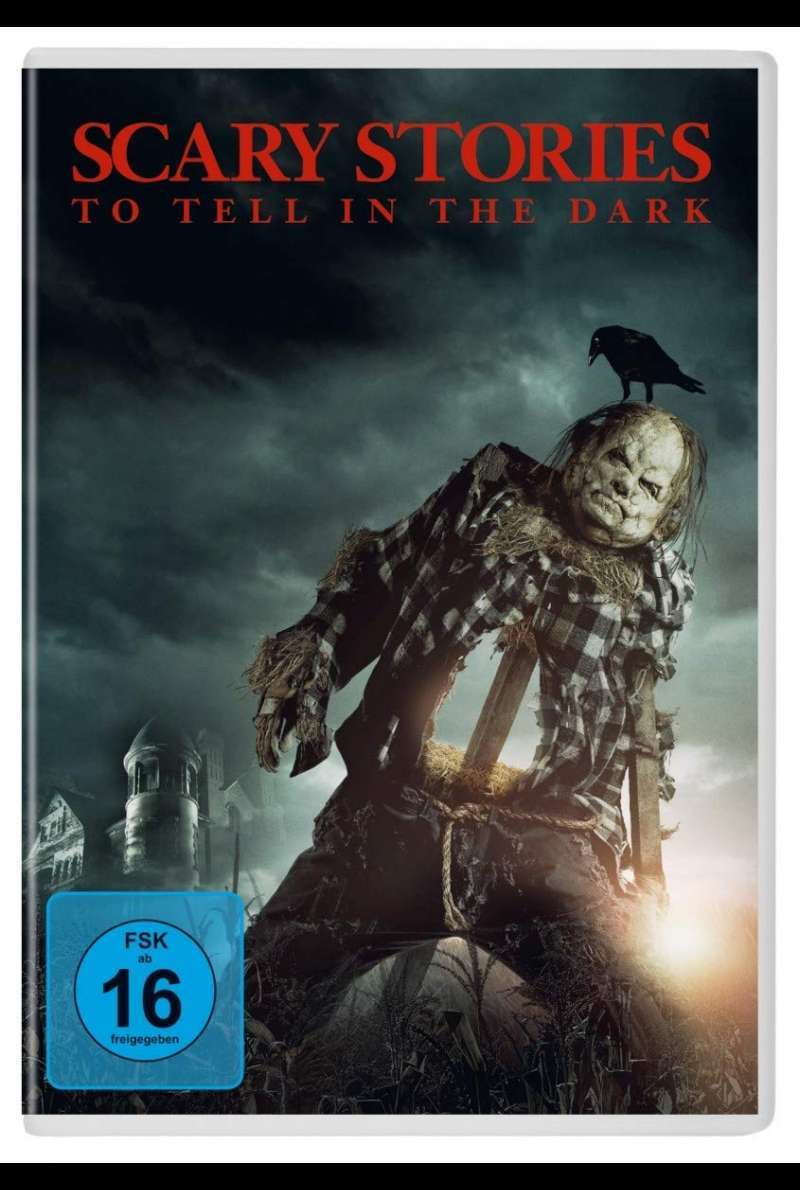Scary Stories to Tell in the Dark DVD Cover