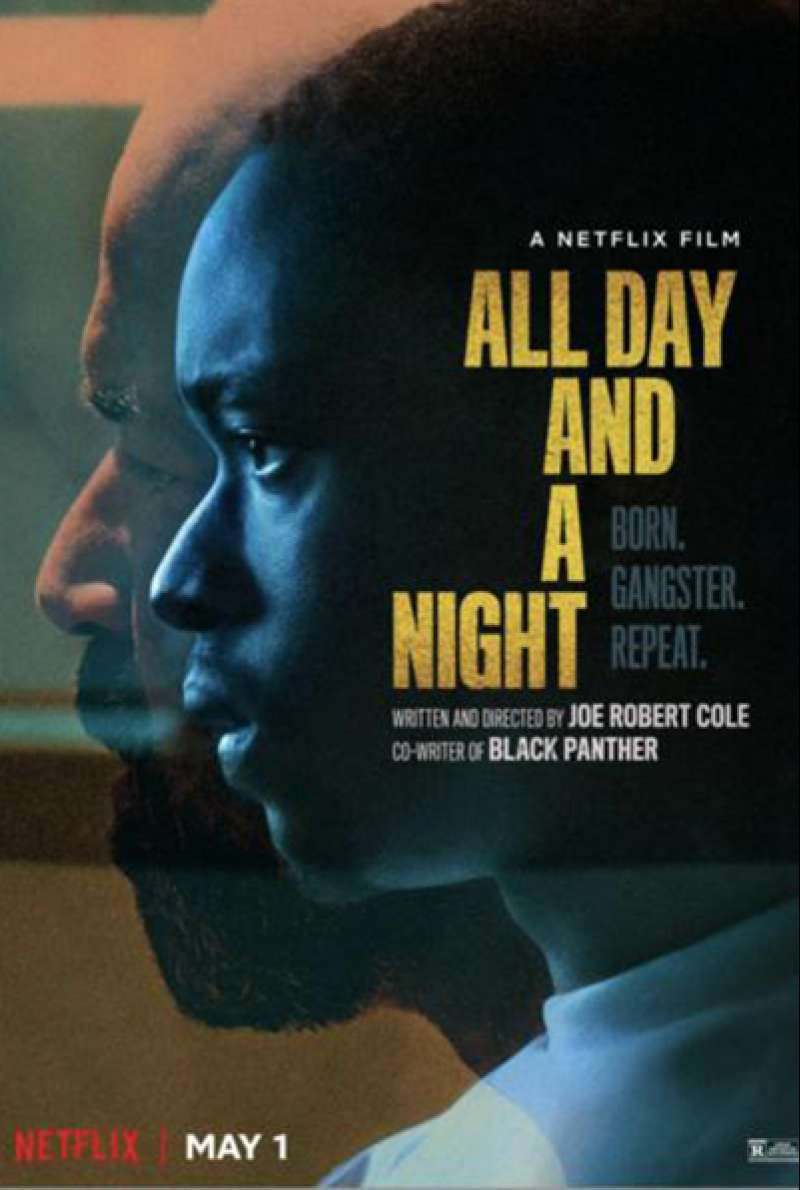 Filmstill zu All Day and a Night (2020) von Joe Robert Cole