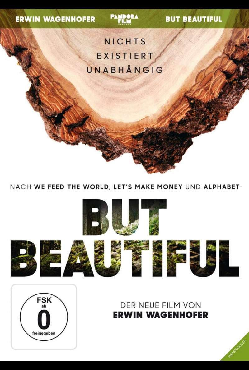 But Beautiful - DVD-Cover