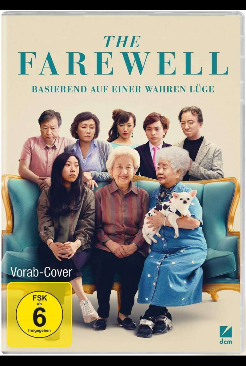 The Farewell - DVD-Cover