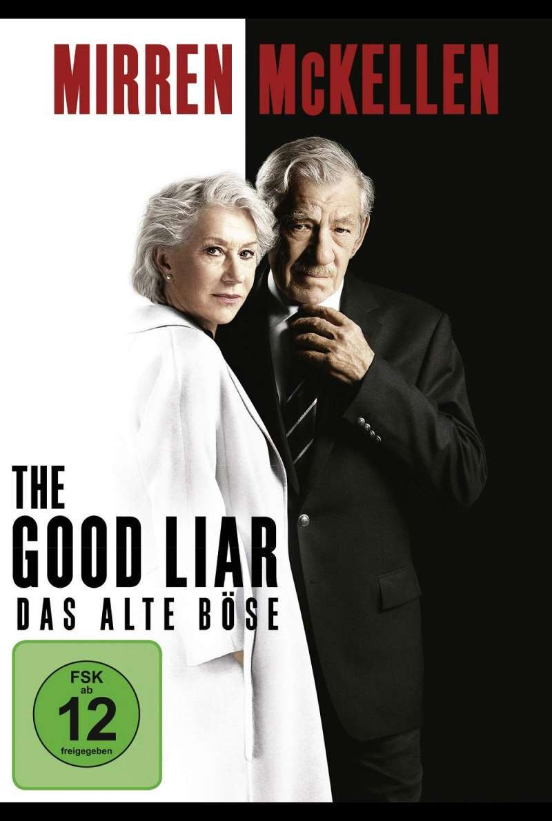 The Good Liar - DVD-Cover
