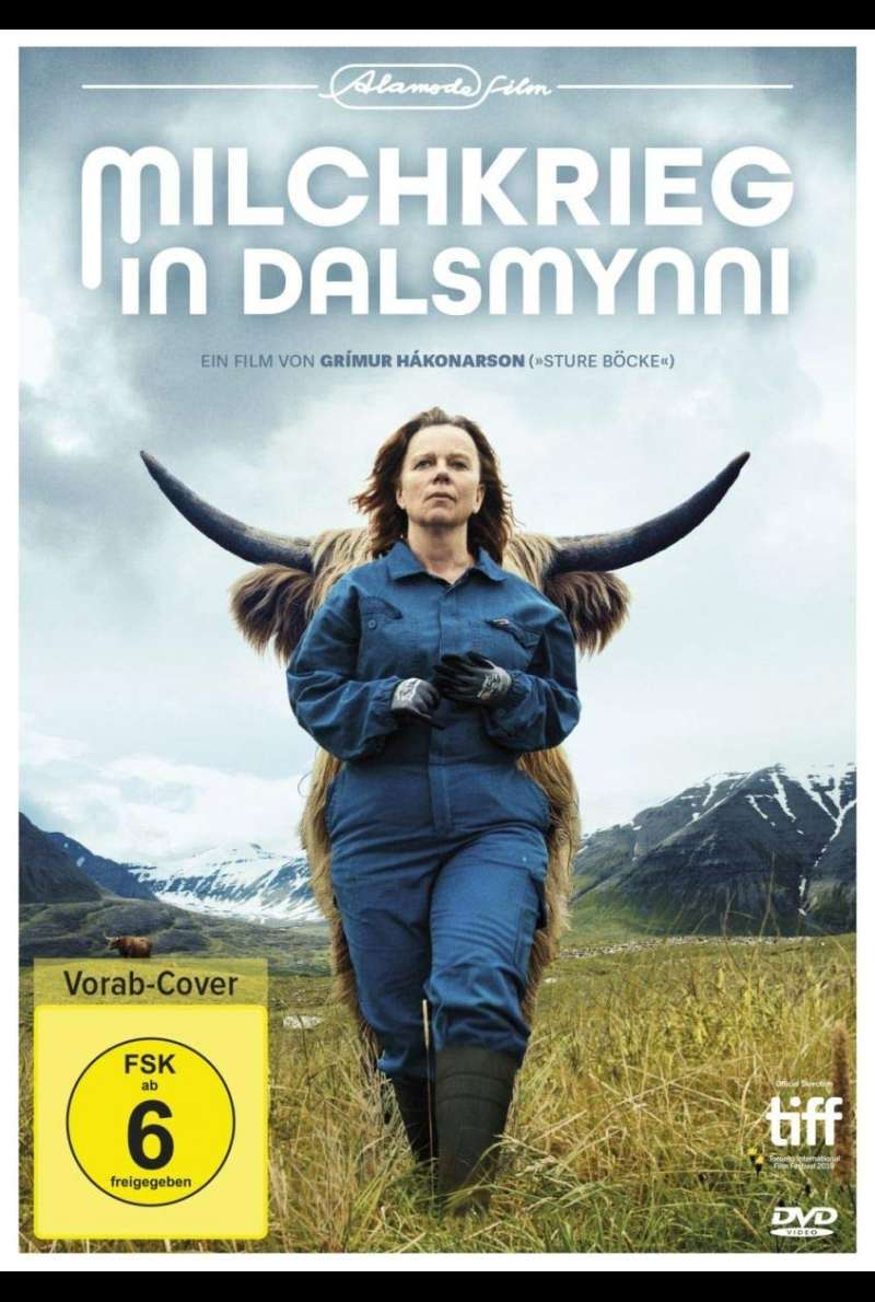 Milchkrieg in Dalsmynni DVD-Cover