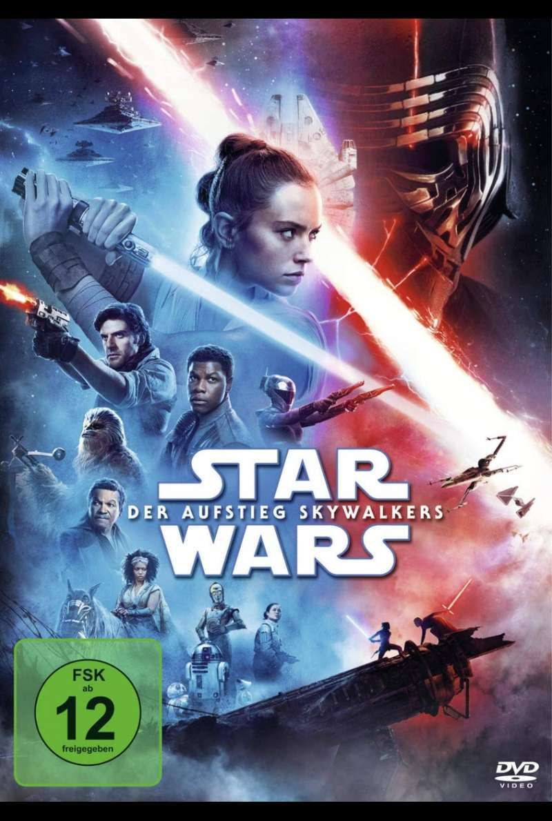 Star Wars 9 DVD-Cover