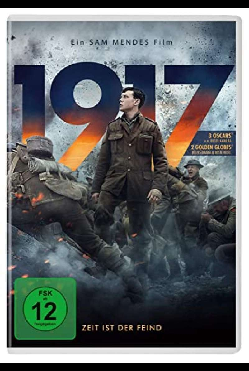 1917 - DVD-Cover