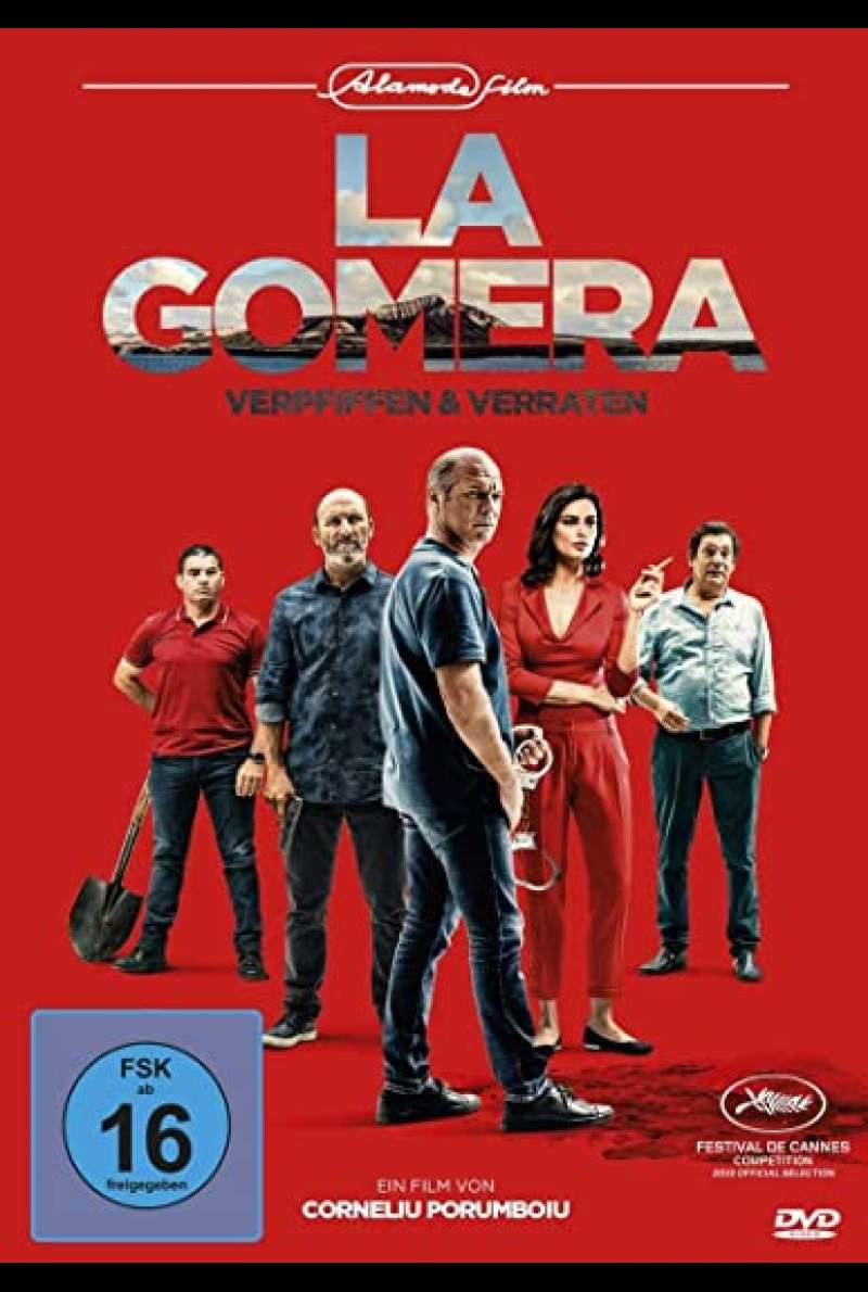 La Gomera - DVD-Cover
