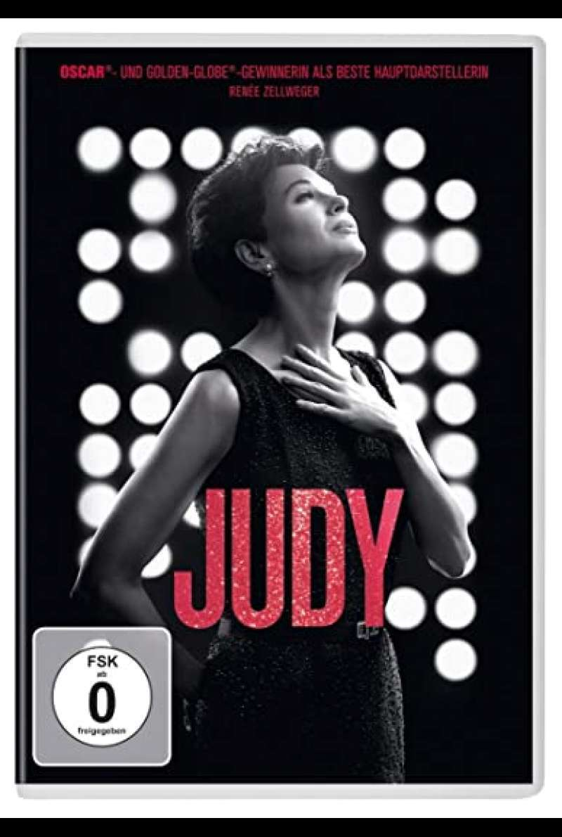 Judy - DVD-Cover