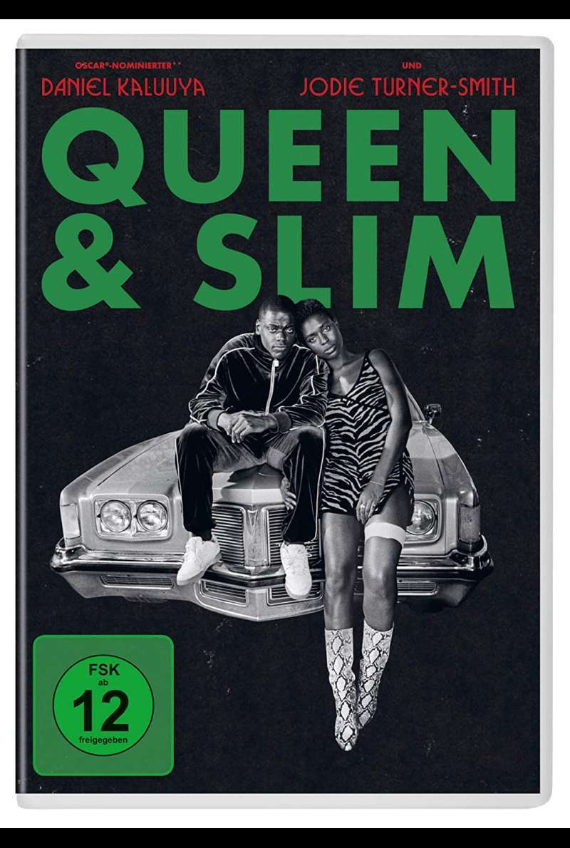 Queen & Slim - DVD-Cover