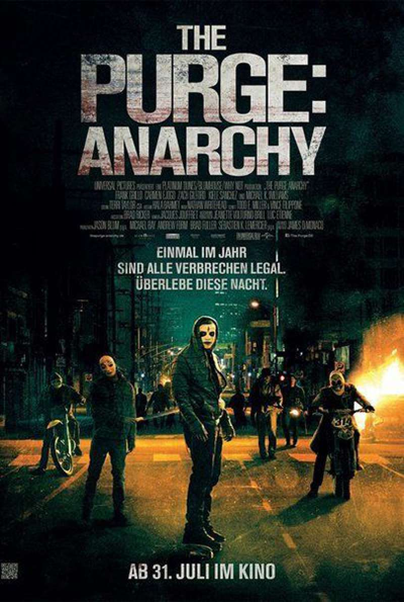 Filmstill zu The Purge: Anarchy (2014) von James DeMonaco