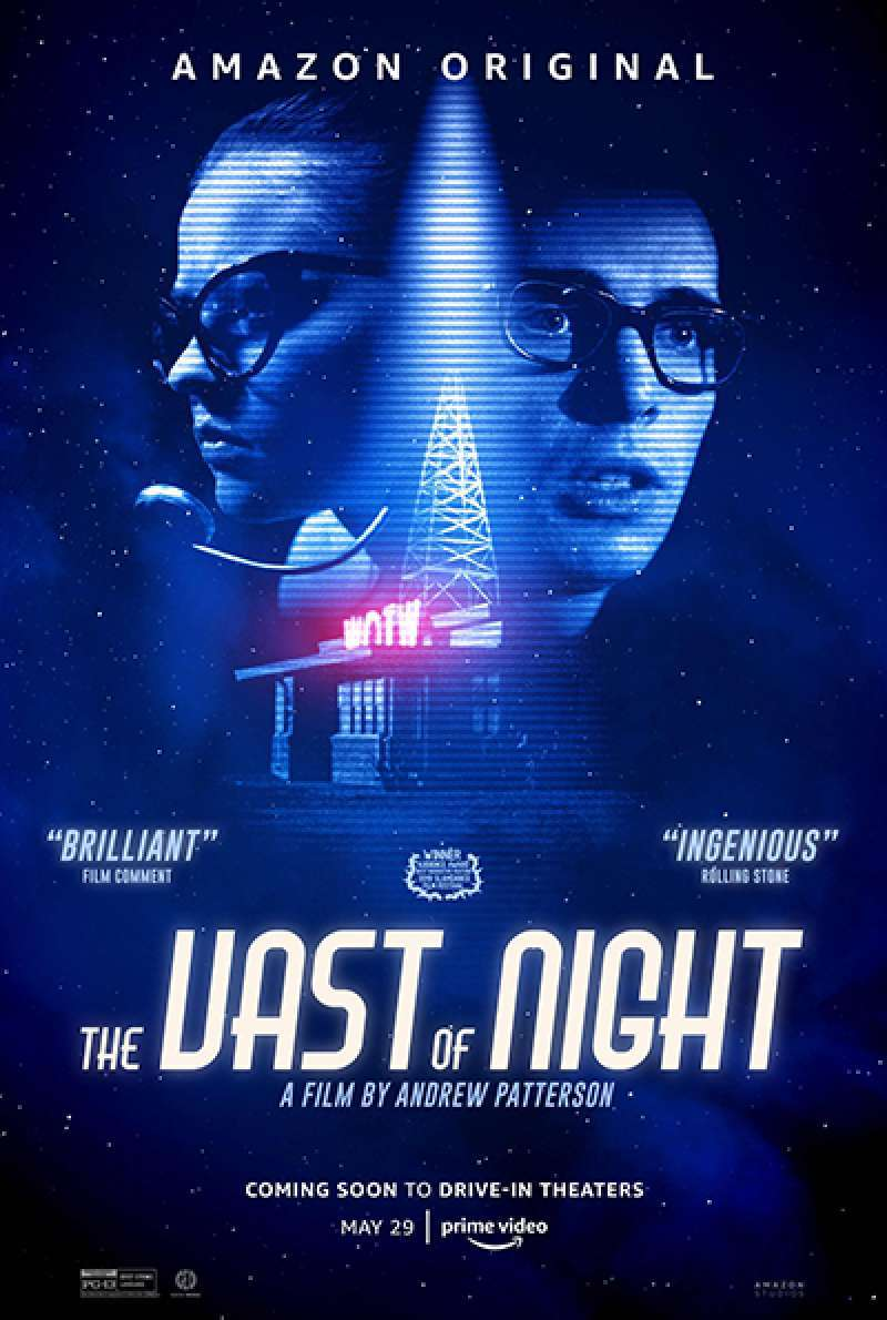 Filmstill zu The Vast of Night (2019) von Andrew Patterson