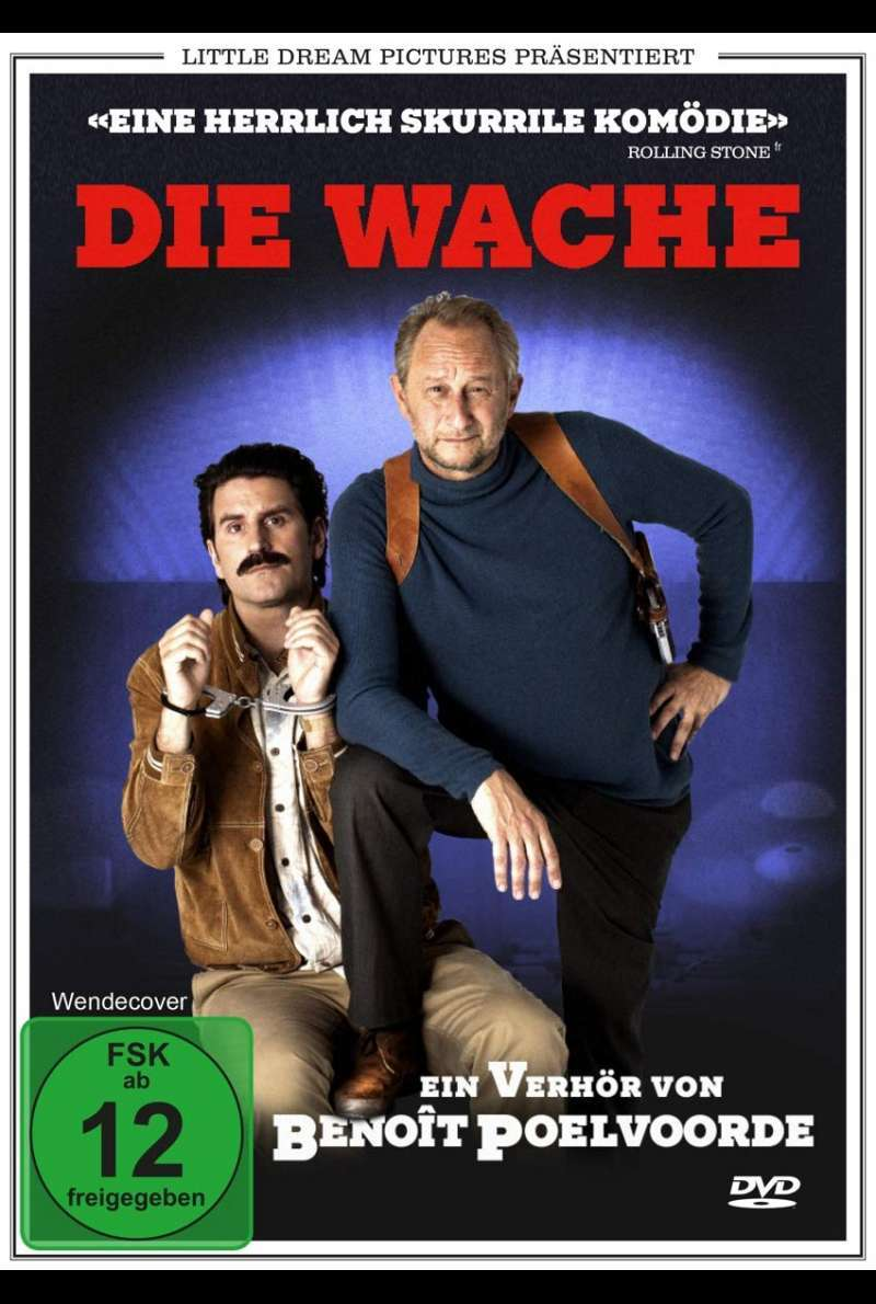 Die Wache - DVD-Cover