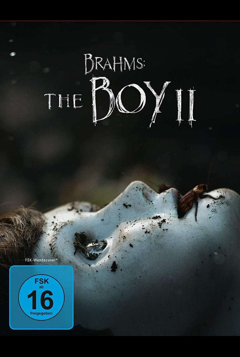 Brahms The Boy 2 - DVD-Cover