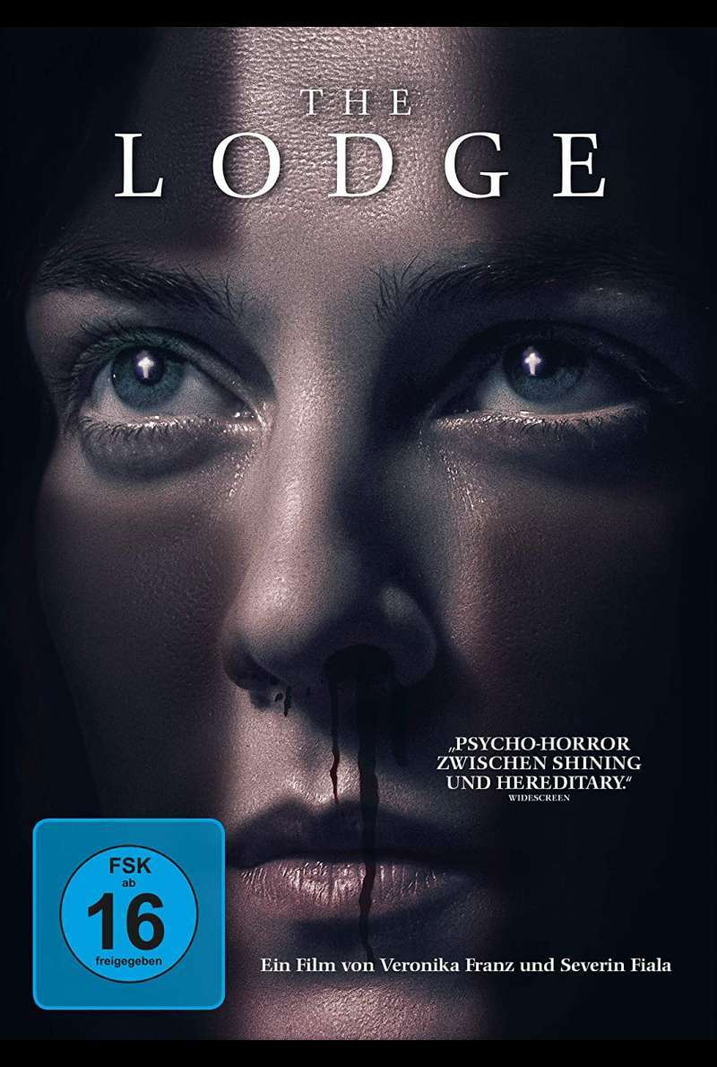 The Lodge - DVD-Cover