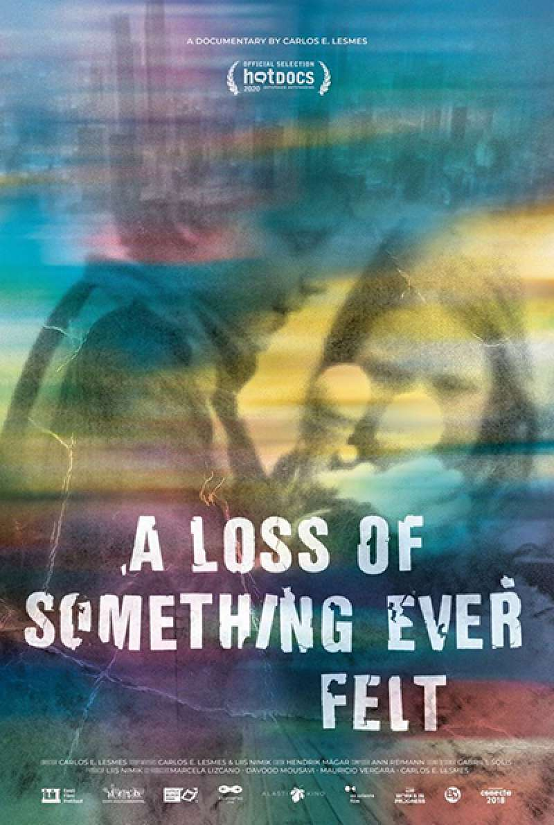 Filmstill zu A Loss of Something Ever Felt (2019) von Carlos E. Lesmes
