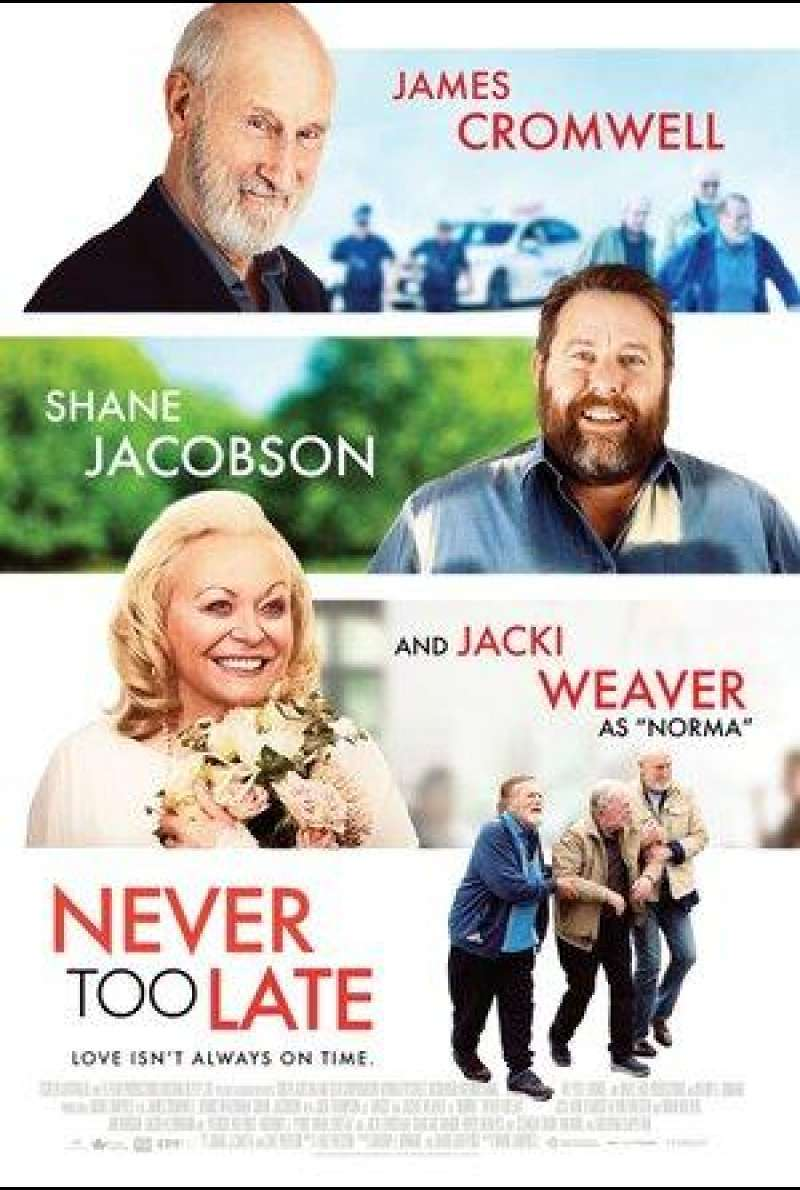 Filmstill zu Never Too Late (2020) von Mark Lamprell